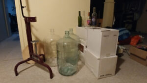 Équipement pour fabrication de vin