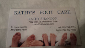 Kathys Foot Care