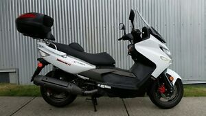 2008 KYMCO Xciting 500