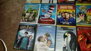 Classic DVD Movies - children, family, romance, chick flicks