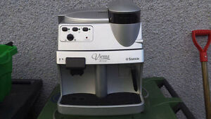 Vienna De Lux Saeco Machine for parts or buy and repair yourself