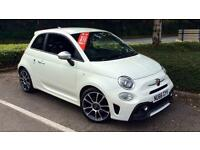 2016 Abarth 595 1.4 T-Jet 165 Turismo with Lea Manual Petrol Hatchback