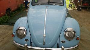 1957 Volkswagen Beetle-Classic