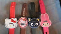 Hello Kitty watches(4) Saint John New Brunswick Preview