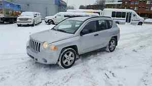 Jeep compass 2009 North edition
