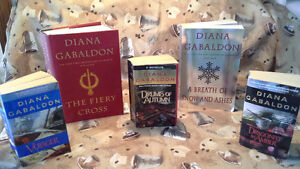 Are you loving the Outlanders series? 5 novels for $45.00