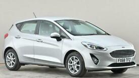 image for 2018 Ford Fiesta 1.0 EcoBoost Zetec 5dr Hatchback petrol Manual