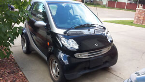 2004 Smart Fortwo Coupe (2 door)