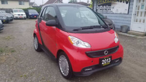 2013 SMART , AUTO&AC. LIKE NEW  18000.Km. $6995.