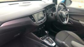 2018 Vauxhall CROSSLAND X 1.2 Turbo Tech Line Nav Auto (s/s) 5dr SUV Petrol Auto