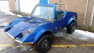 Dune buggy project trade for?