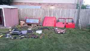 Parts From 1997, 98, 99 and 2001 Jeep TJs   London Ontario image 1