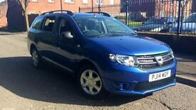 2014 Dacia Logan 1.2 16V Ambiance 5dr Manual Petrol Estate