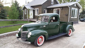 1941 Ford Pickup Tribute