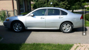 2013 Chevrolet Lt Sedan Impala grey