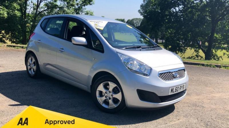 2010 Kia Venga 16 2 Automatic Petrol Hatchback In Bury