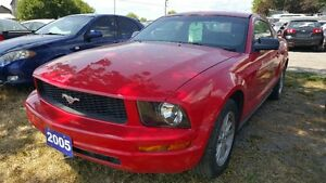 2005 Mustang Coupe