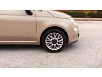 2014 Fiat 500 1.2 Lounge (Start Stop) with B Manual Petrol Hatchback