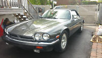Jaguar XJS 2 doors convertible