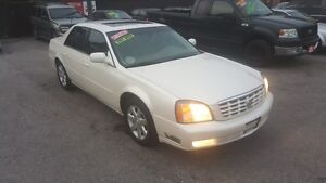 CADILLAC DTS *** FULLY LOADED *** CERTIFIED / SALE PRICED  $3995