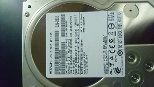 2TB. 7.2K RPM. Hitachi SATA Hdd. HUA722020ALA330 Blacktown Blacktown Area Preview