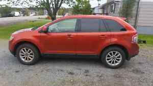 2007 ford edge sel loaded
