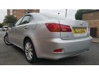 Lexus IS 220d 2.2TD SE HPI Clear warranty Mileage