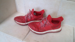 Men's Adidas Red running shoes