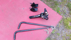 12000 lbs Weight Distribution Hitch