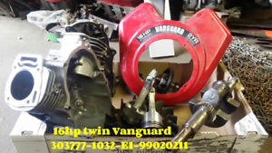 rebuilding your snow blower or tractor engine? NEW & USED PARTS!