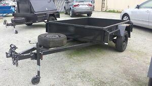 7x5 DELUXE BOX TRAILER 750kg - BRAND NEW Narre Warren Casey Area Preview