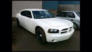 Charger 2007 3,5L police pack 233xxxkm