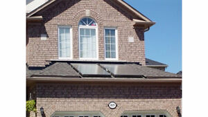 Save Money-Heat your water using the sun-Solar Hot Water Panels Kingston Kingston Area image 2