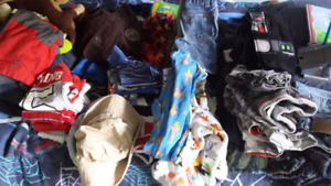 Boys size 2 + 3 Clothing lot