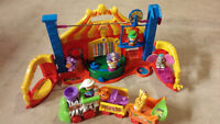 Little People Circus and Musical Circus Train