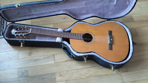 Extremelly Rare Yamaha S50 A  1970 Acoustic guitar japan case