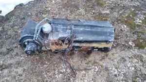 Airbox a/c dodge charger 69-70
