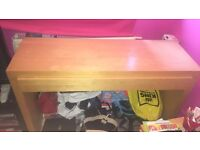 IKEA dressing table (brown)