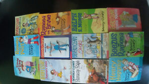LOT OF BEVERLY CLEARY BOOKS