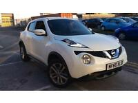 2016 Nissan Juke 1.5 dCi N-Connecta 5dr Manual Diesel Hatchback