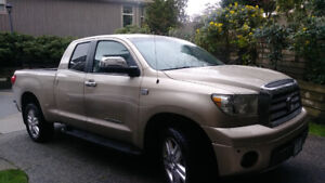 Tundra 2007 of limited edition