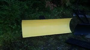 For Sale 4 foot handmade snowblade for ATV