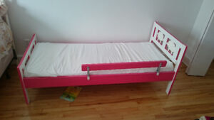 KRITTER baby bed