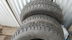 Good Tires (4) 205/70/15 (2) 215/75/15 (2) 195/65/15 read lower
