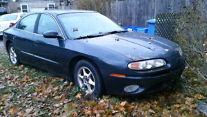 2001 Oldsmobile Aurora 3.5L Parting Out