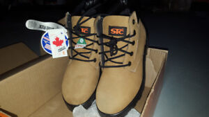 STC - Steel Toe Boots - New - Size 7