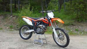 2014 KTM 350SXF with Keluse Core 3.0 EXP Auto-Clutch