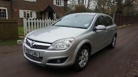 Vauxhall/Opel Astra 1.8i 16v ( 140ps ) 2007MY Elite only 14000