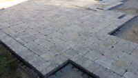 Patios, Pathways, Interlock, Yard Clean Up, Mulch and Much More