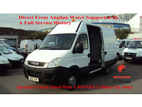 Iveco Daily50C15 Specialist Vehicle Fitted With A RIONED 2100psi City Jetter